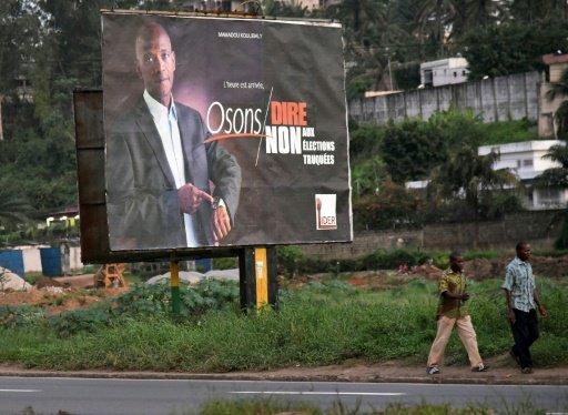 Côte d'Ivoire: nouvelle suspension pour deux quotidiens pro-Gbagbo