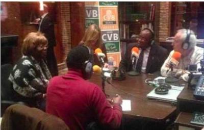 Guinée Equatoriale : Severo Moto confondu par l'Ambassadrice Purificacion Angue Ondo