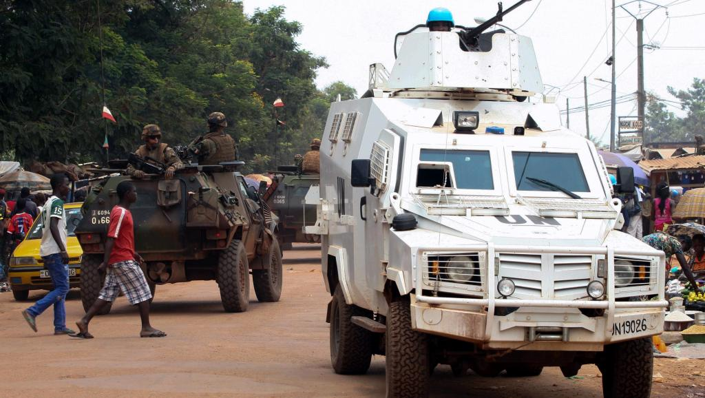 RCA : flambée de violences à Bangui, la Croix-Rouge attaquée