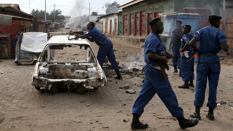 Burundi : l'Union européenne évacue une partie de son personnel