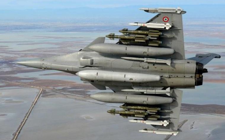 Attentats : la riposte française en Syrie