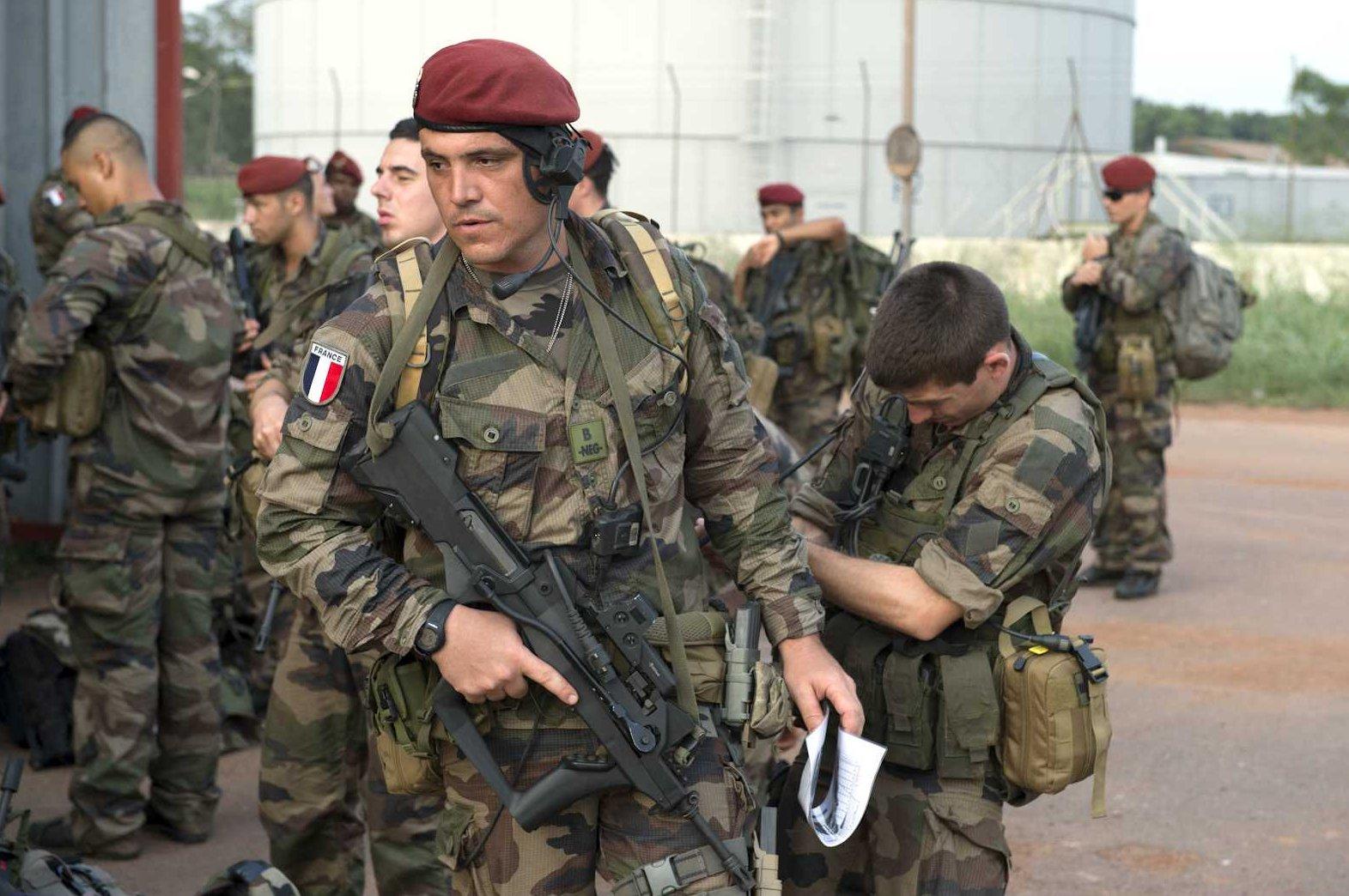 L'Espagne prête à soutenir et à relever la France en Centrafrique et au Mali