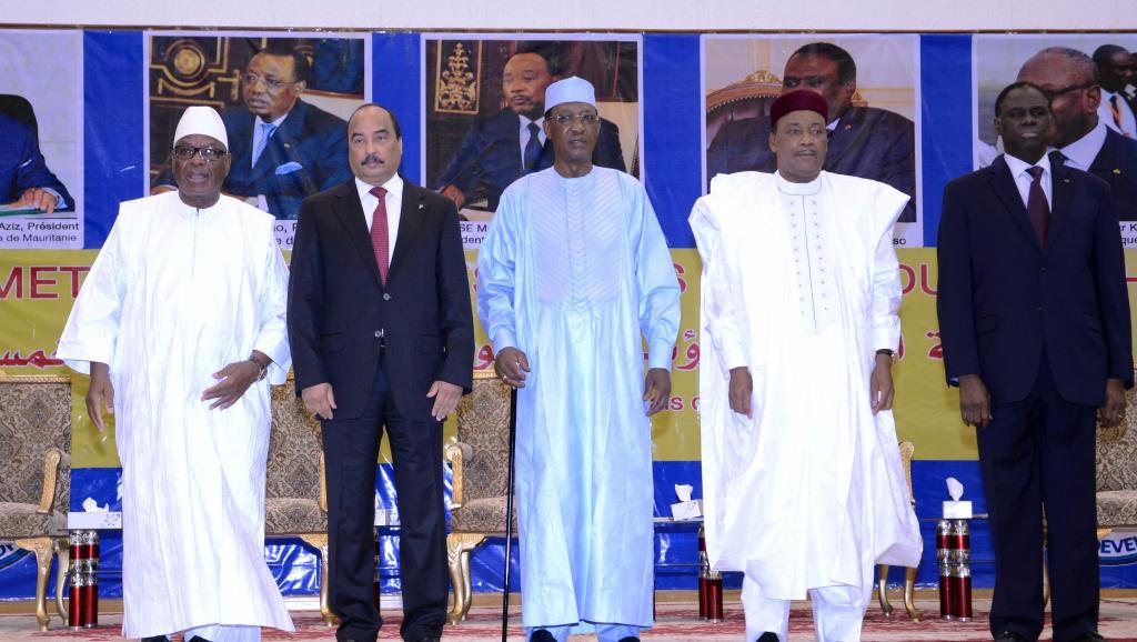 Terrorisme : le G5 Sahel annonce la création d'une force conjointe