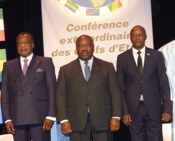 Deux chefs d'Etat sur onze participent au sommet de la CEEAC à Libreville