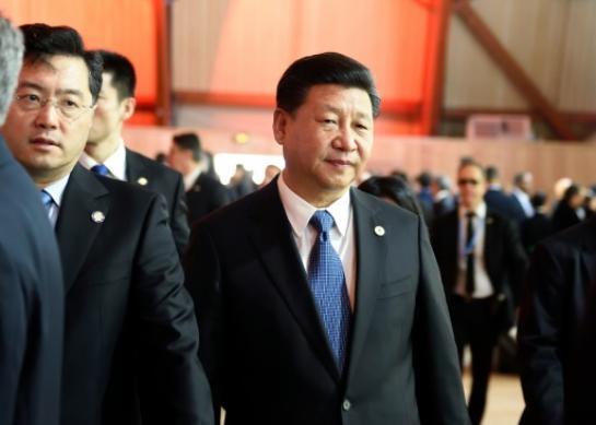 Afrique: le président chinois Xi entame une visite de 5 jours