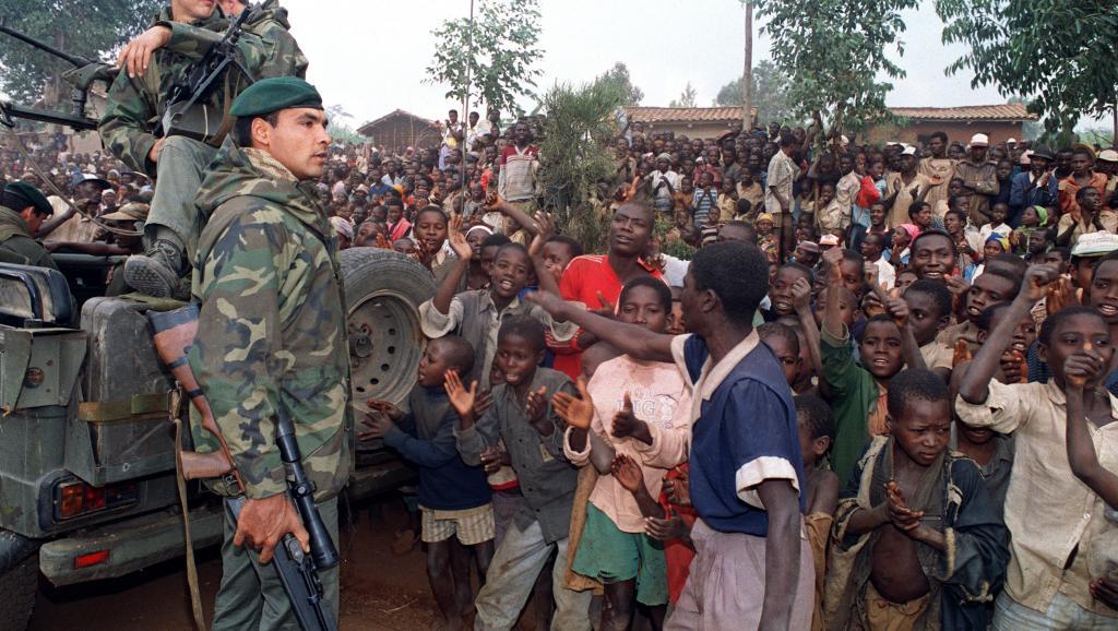Génocide rwandais: l'armée française de nouveau accusée