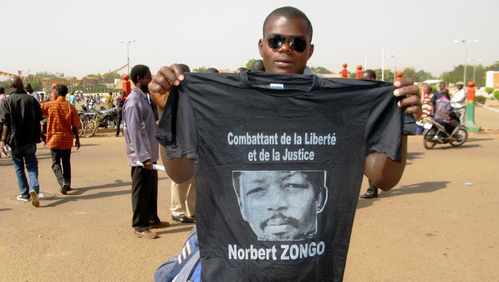 Burkina: trois militaires inculpés dans l'affaire Norbert Zongo