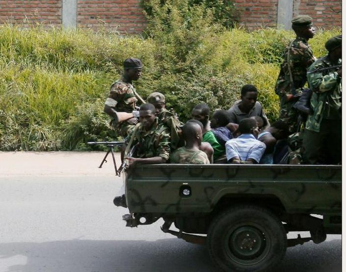 Burundi: le Parlement dénonce la mission de paix de l'Union africaine