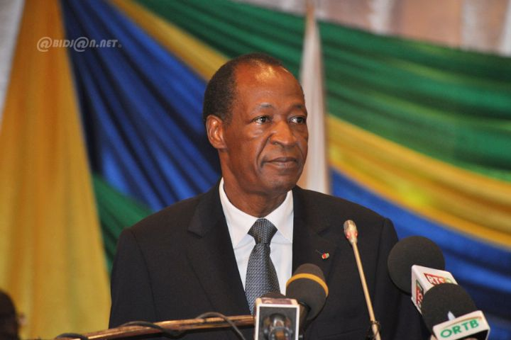 Burkina Faso: la demande d'extradition de Compaoré va être transmise aux autorités ivoiriennes