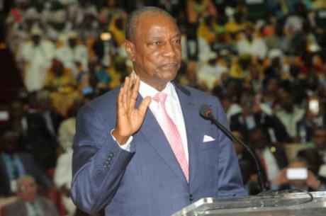 Guinée: le président Condé, réélu, nomme un nouveau Premier ministre
