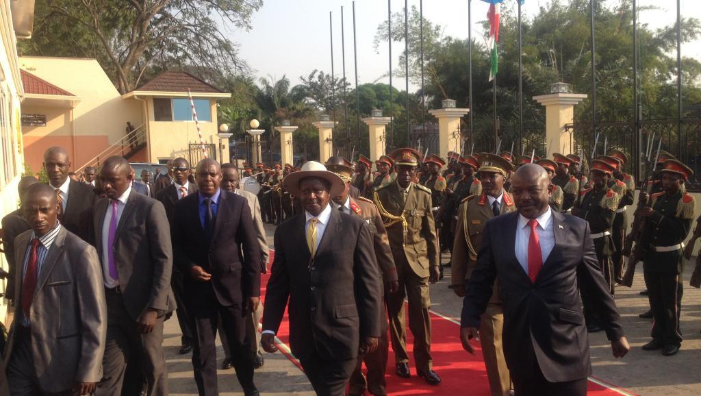 Crise au Burundi: reprise de la médiation ougandaise
