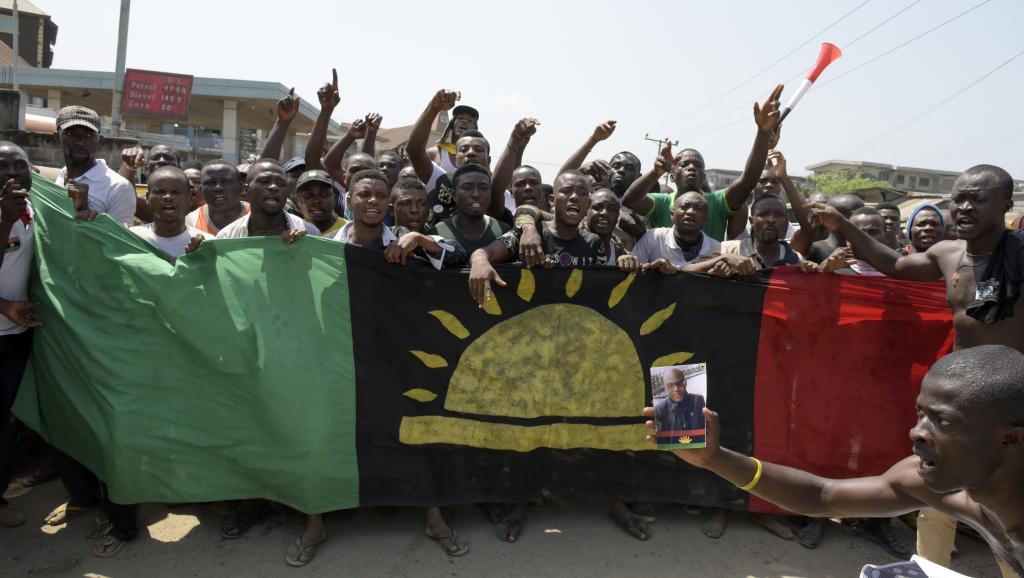 Nigeria: les manifestations pour le Biafra se multiplient