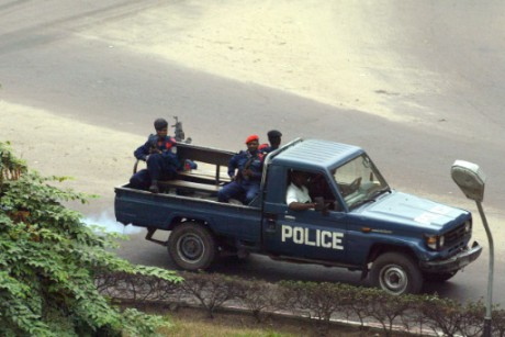 RDC: le chef d'une coalition d'opposition empêché de se rendre dans son fief