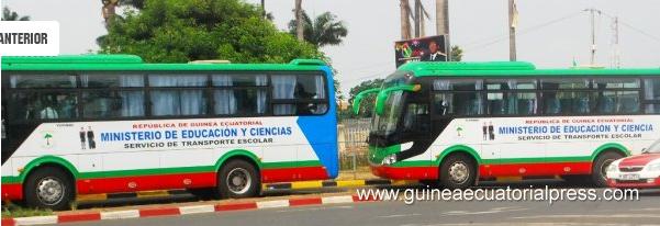 Guinée Equatoriale : Le transport scolaire, un service qui vise l'excellence