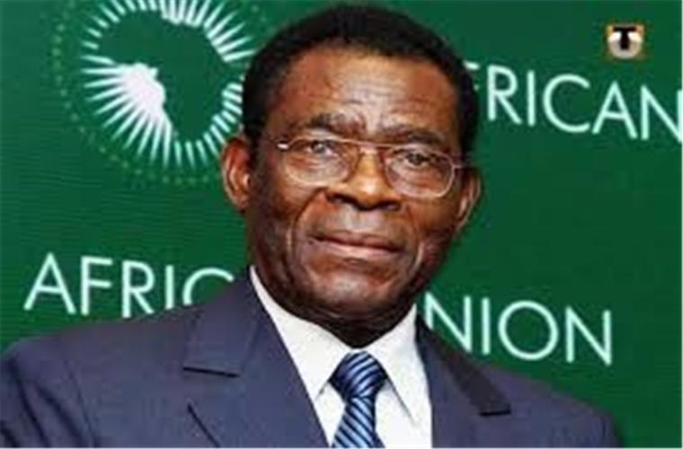 Union Africaine : Le Président de la Guinée Equatoriale Obiang Nguema Mbasogo préside un conseil  de paix et de sécurité sur le  Burundi