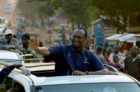 Présidentielle en Centrafrique: Derniers soutiens importants pour les deux adversaires du second tour