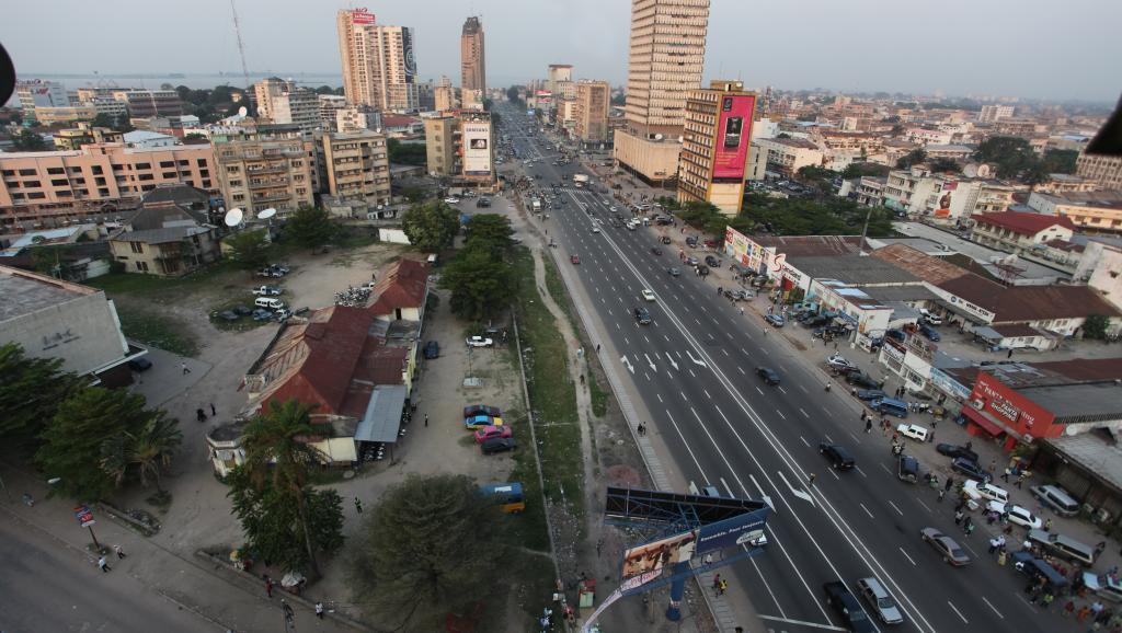 RDC: «journée ville morte» pour appeler au respect de la Constitution