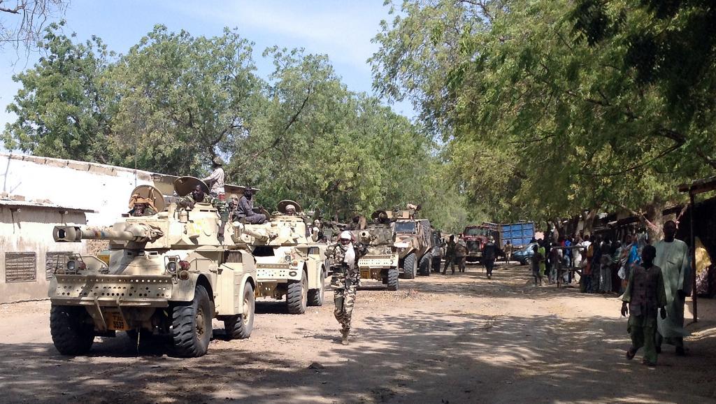 Le Cameroun annonce avoir tué 162 jihadistes de Boko Haram au Nigeria