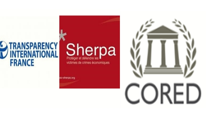Flash Info : La CORED, Transparency, Sherpa & Associés