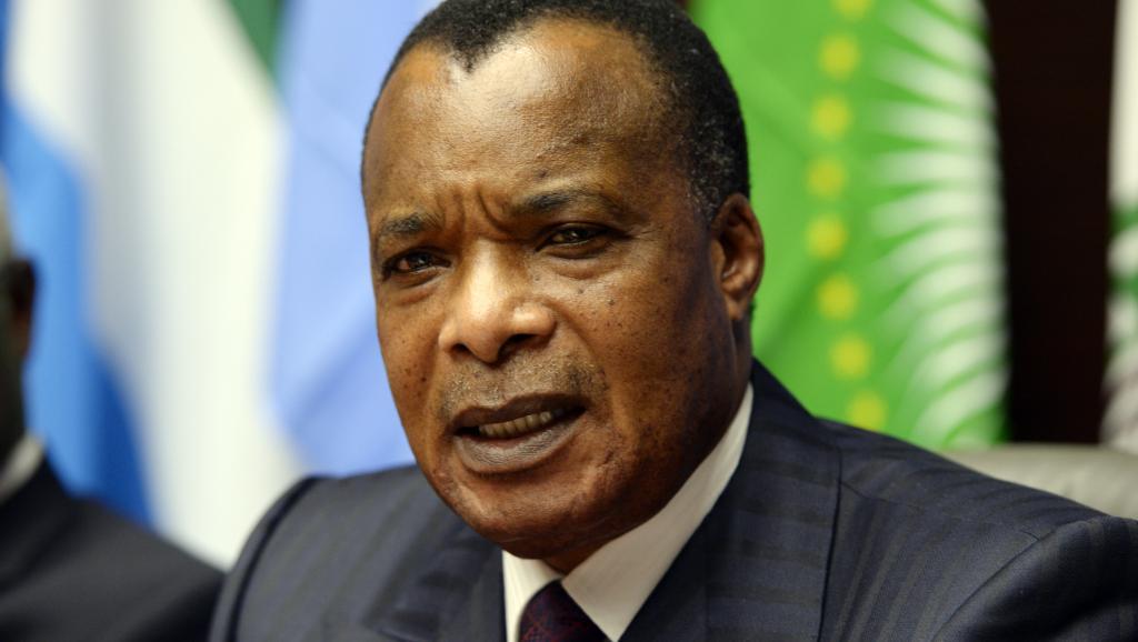 Congo: Sassou Nguesso confirme officiellement sa candidature à la présidentielle du 20 mars