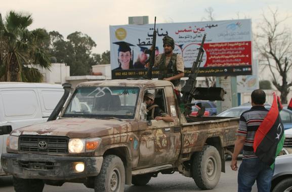 Libye: raid américain contre l'EI, plus de 40 morts