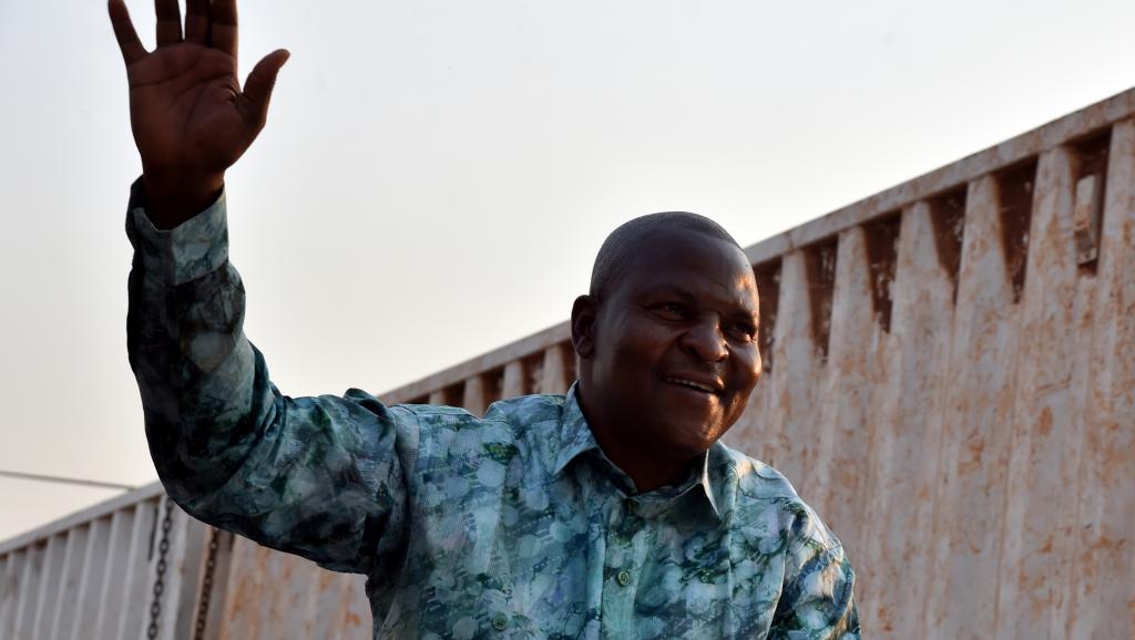 Faustin-Archange Touadéra élu président de Centrafrique