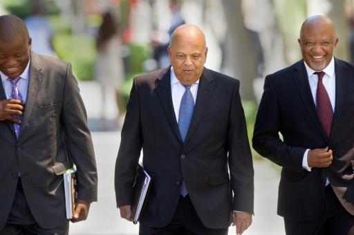 L'Afrique du Sud se prépare à l'austérité pour éviter la dégradation de la note de sa dette