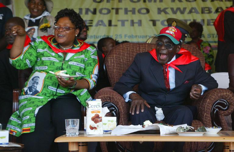 Zimbabwe: l'ex-vice-présidente Joice Mujuru lance son parti d'opposition