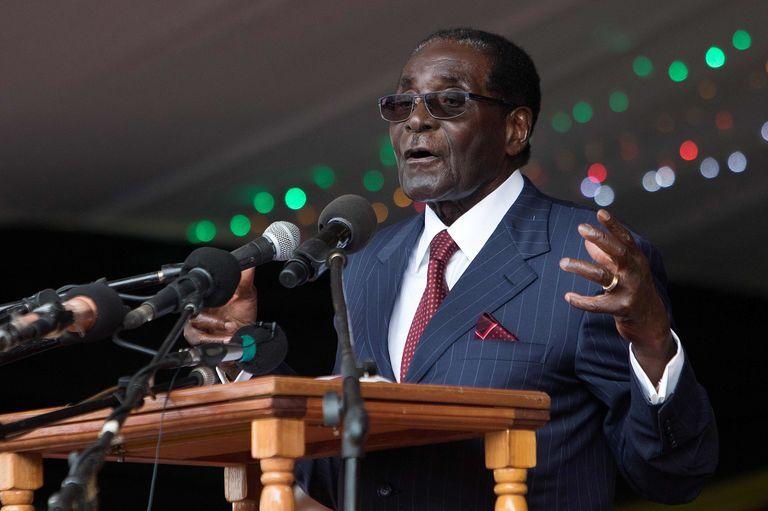 Zimbabwe: Mugabe veut nationaliser les mines de diamant