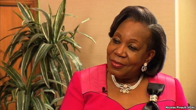 "Catherine Samba-Panza : ""j'ai accompli ma mission"""