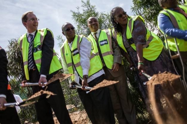 Afrique du Sud: Alstom ouvre une usine pour fabriquer 580 trains