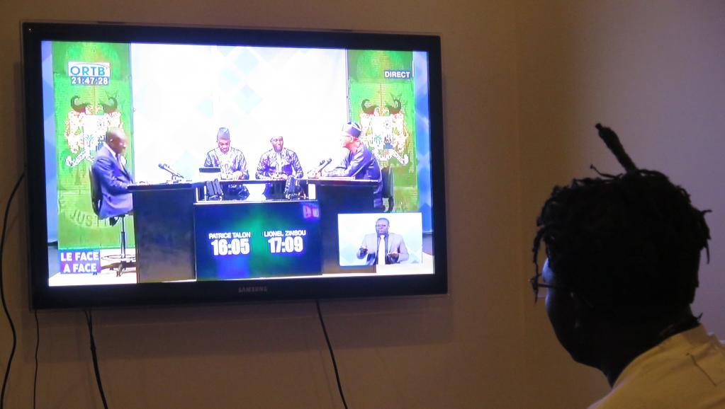 Bénin: le débat présidentiel à la Une de la presse