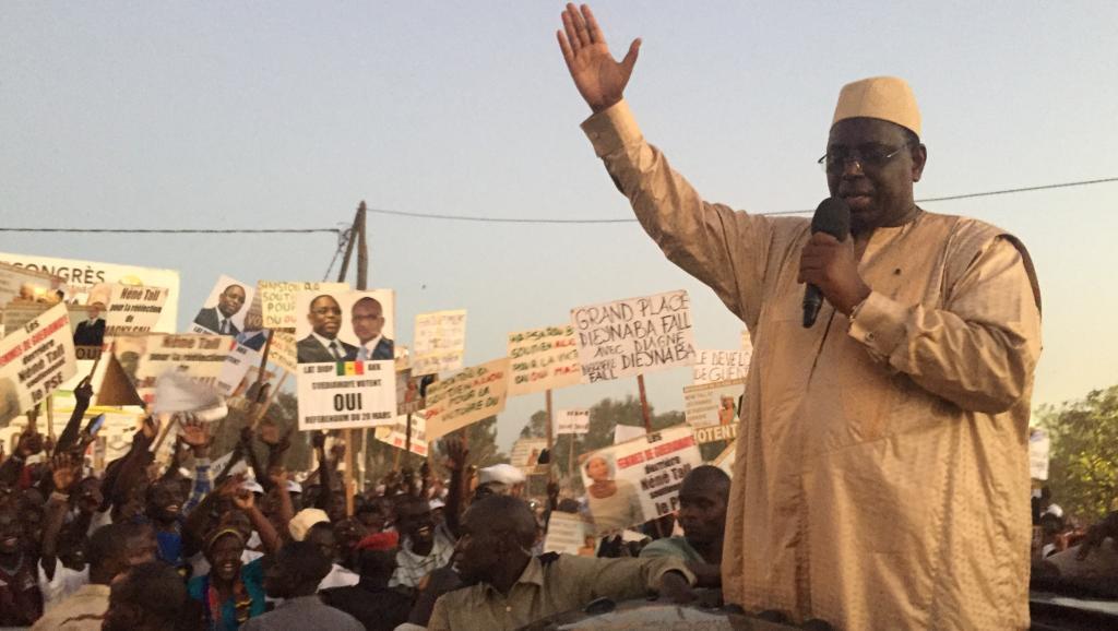 Référendum constitutionnel au Sénégal: un scrutin test pour Macky Sall