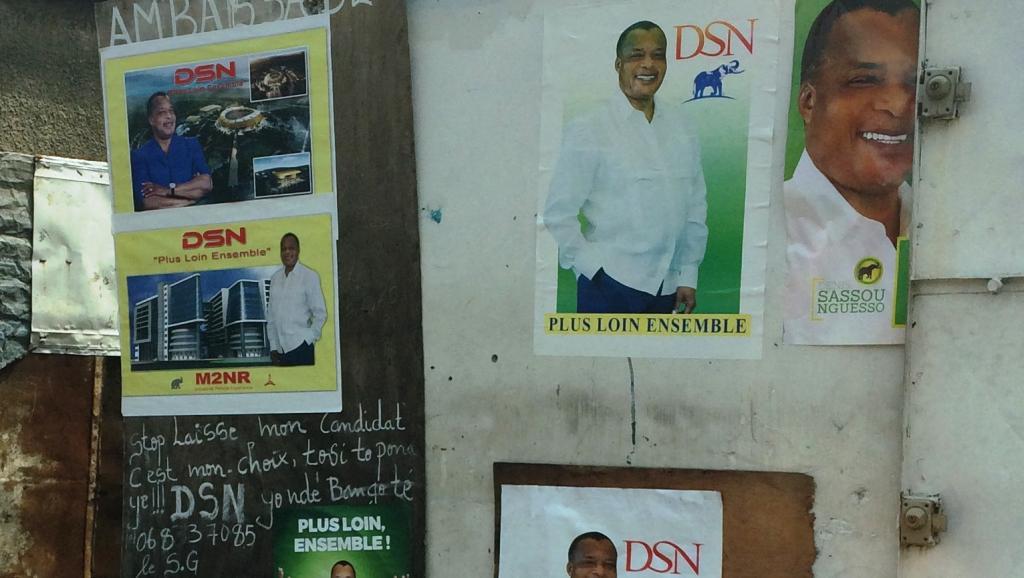 Présidentielle au Congo-Brazzaville: huit candidats face à Denis Sassou-Nguesso