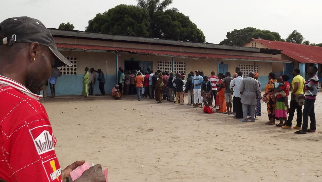 Le Congo dans l'attente des résultats de la présidentielle de dimanche