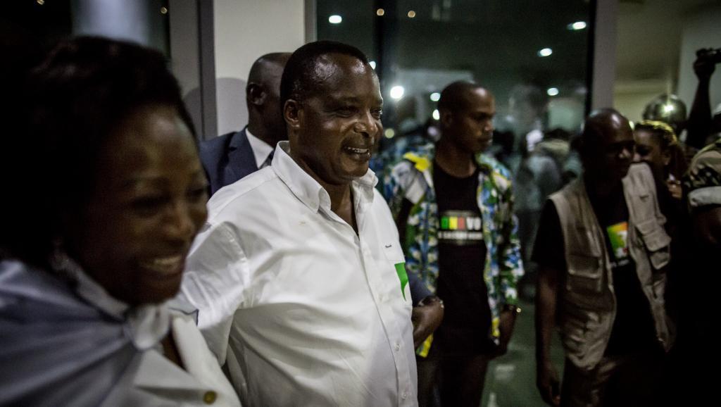Congo-Brazzaville: Sassou-Nguesso réélu président, l'opposition conteste