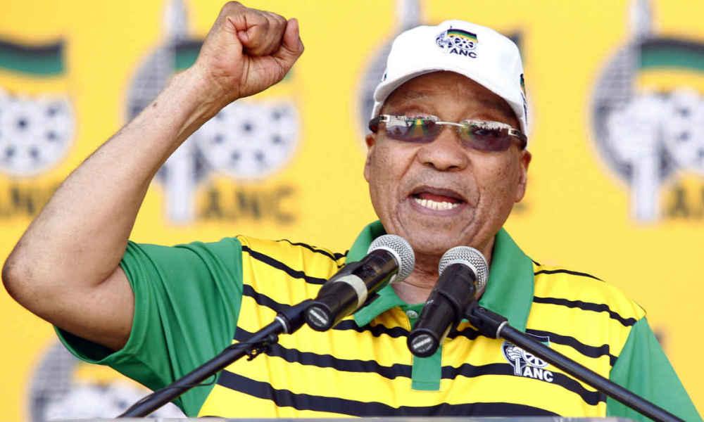 Afrique du Sud: le président Zuma écarte l'idée d'une démission anticipée