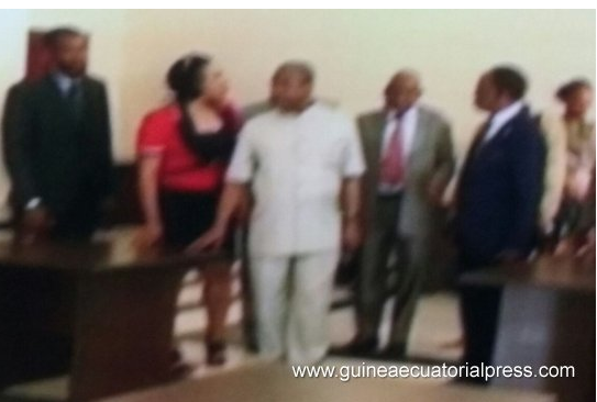 Malabo : Visite d'une importante délégation  au siège de la CEMAC , et reprise imminente des activités .
