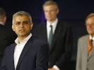 Le Labour revendique la victoire de Sadiq Khan à la mairie de Londres