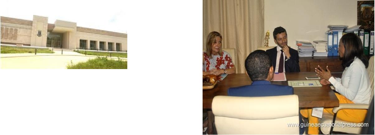 Guinée Équatoriale , coopération et culture : Projet d'une politique d'édition vivace assortie d'une bibliothèque géante et riche !!!