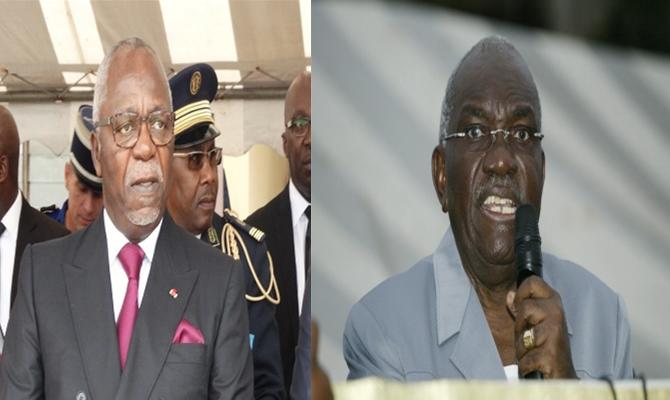 Gabon : le torchon brûle entre Guy Nzouba Ndama et Zacharie Myboto