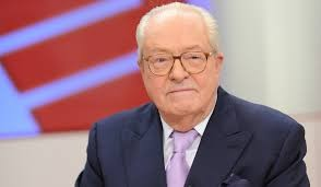 Jean Marie Le Pen à l'investiture d'Obiang Nguema Mbasogo