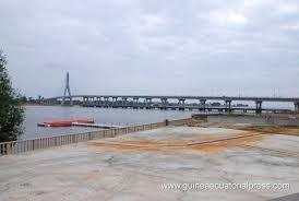 Bientôt la construction d'un pont entre la Guinée Equatoriale et le Cameroun