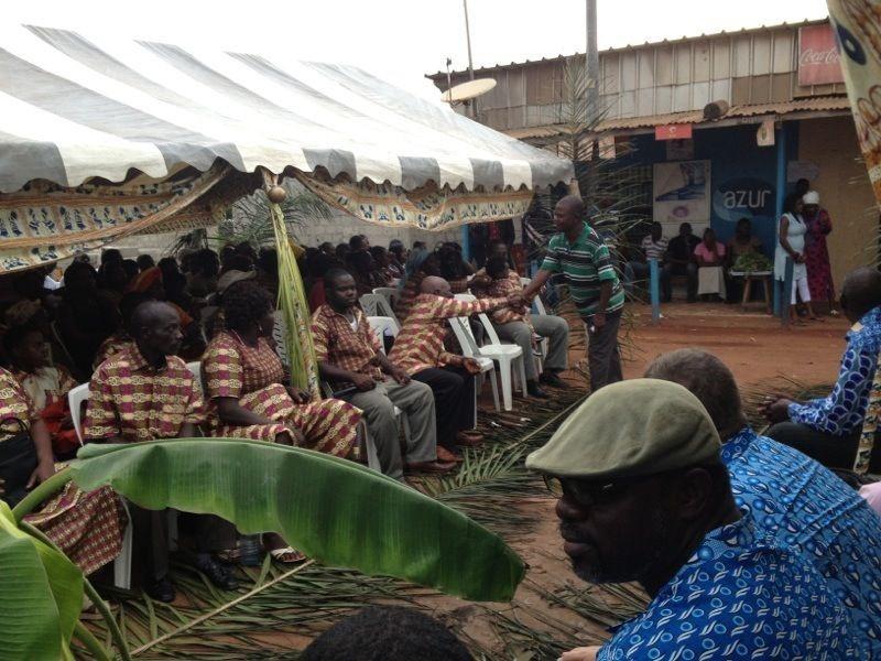 Afrique : L' Importance de la légalisation du mariage coutumier. Tout un symbole !!!