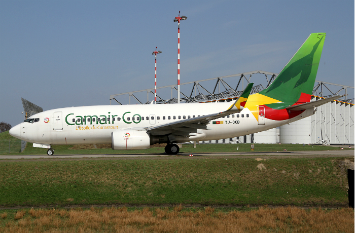 Camair-Co interdit de vol en Europe «à titre conservatoire»