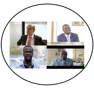 Guinée Equatoriale : ASODEGUE, CPDS, Diario Rombe, El confidencial, tous des démagogues