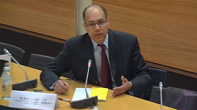 Le Martiniquais Fred Constant nommé ambassadeur auprès de la Guinée équatoriale