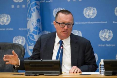 Diplomatie : Jeffrey Feltman en visite au Gabon