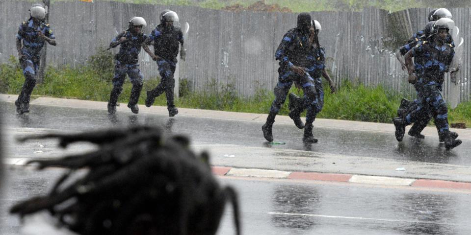 Gabon : des heurts lors d'une marche de l'opposition, 11 arrestations