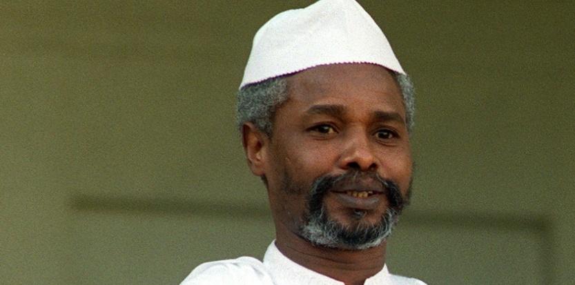 L'ex-président tchadien Habré doit verser entre 15.000 et 30.000 euros à chaque victime (tribunal)